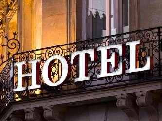 Ruimte desinfectie voor hotel, desinfectie ruimtes voor hotel
