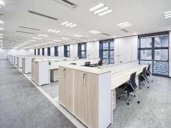 Ventilatiekanaal inspectie voor openbare ruimtes en kantoren, inspectie van een ventilatiekanaal voor openbare ruimtes en kantoren